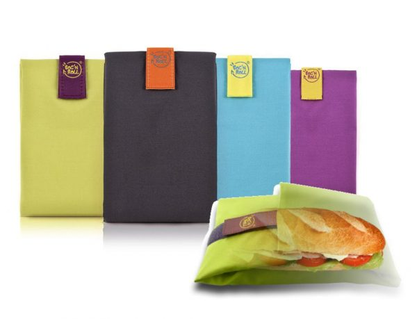 Boc n Roll Reusable Sandwich Wraps