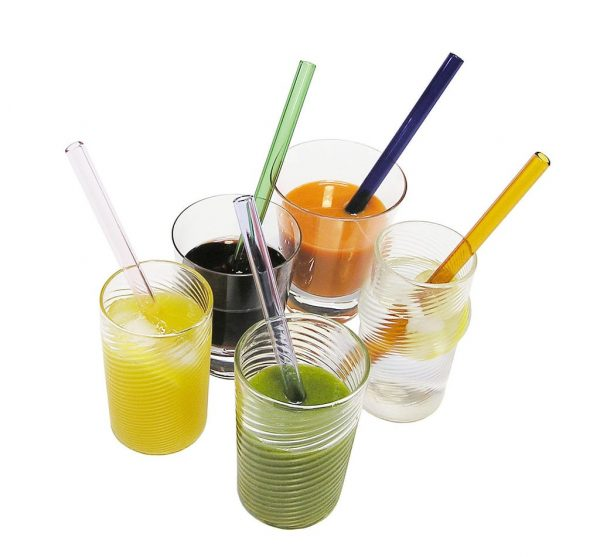 Glass Straws by Stawesome