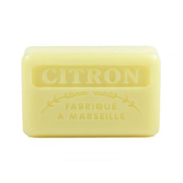125g Marseille Soap Lemon