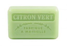 125g Marseille Soap Lime