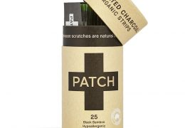 Bamboo Plasters by Patch Activated Charcoal