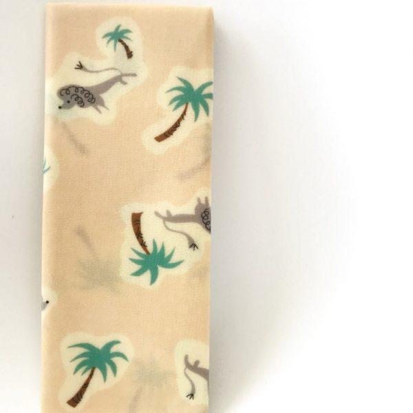 Bee Green wax sandwich Wrap reusable