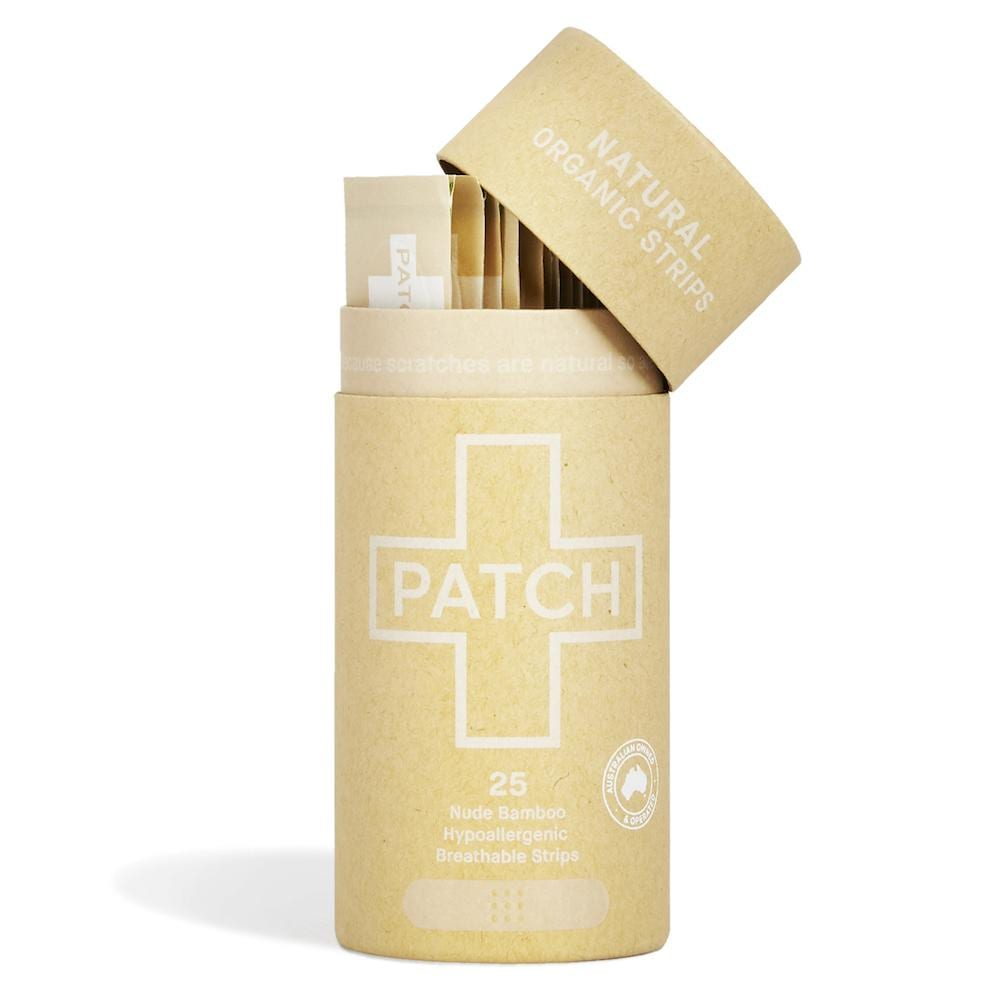Natural Bamboo Plasters by Patch
