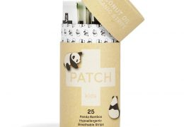 Bamboo Plasters by Patch Coconut Oil for kids