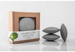 Pierre de Plaisir - Scrubbing Stone for the Body Grey - 90g