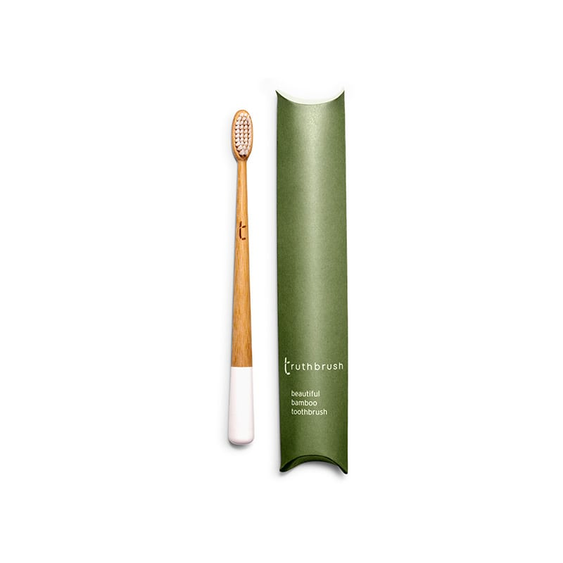 The Truthbrush (Cloud White) - Soft or Medium bristles