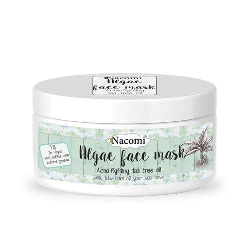 Nacomi Natural Algae Face Mask Acne Fighting Tea Tree Oil