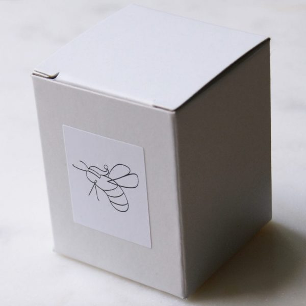 Home of Juniper Boxed Bee Candle