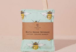 Bath None Sponge Bees
