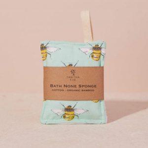 Bath None Sponge Bees