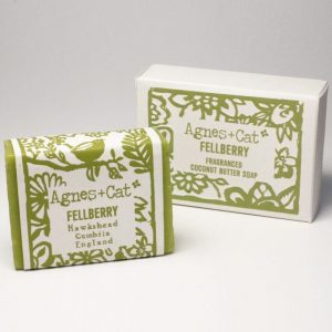 Handmade 140g Coconut Butter Soap - Fellberry