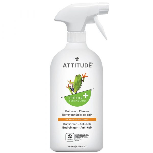 Attitude Bathroom Citrus Zest (800ml)
