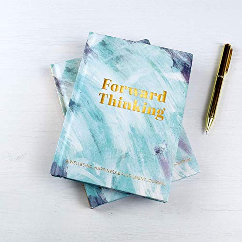 Forward Thinking: A Wellbeing & Happiness Journal (Mindfulness Collection) also viewed