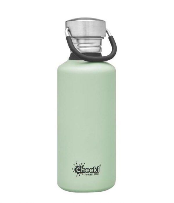 500ml Classic_Pistachio_Reusable Water Bottle