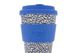 EcoffeeCup 12oz Setsuko reusable