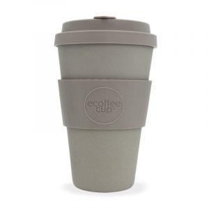 EcoffeeCup 14oz MoltoGrigio Reusable
