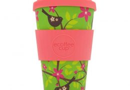 EcoffeeCup 14oz Widdlebirdy Reusable