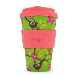 EcoffeeCup 14oz Widdlebirdy Reusable