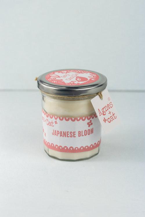 JamJar Candle - Japanese Bloom