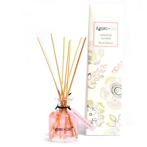 Japanese Bloom Reed Diffuser