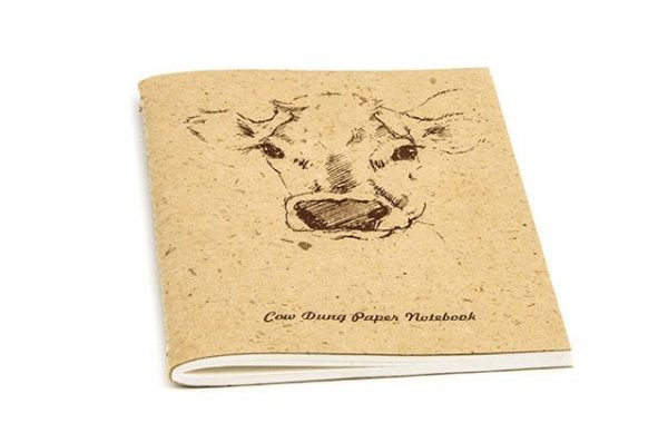 Cow Dung Notebook