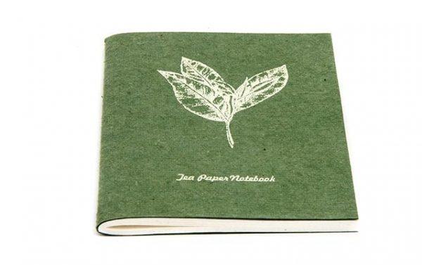 Tea Paper Notebook