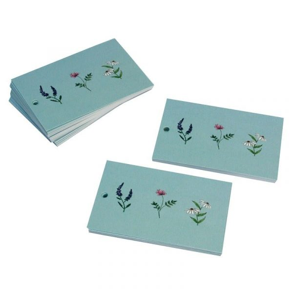 Wild Flowers Tags by Sophie Botsford : 1 tag