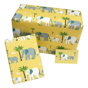 Baby Elephant Wrapping range