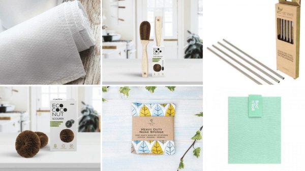 eco friendly kitchen starter pack