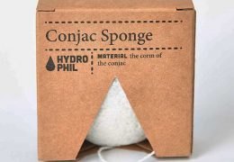 Konjac Bath Sponge by Hydrophil