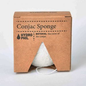 Konjac Bath Sponge by Hydrophil
