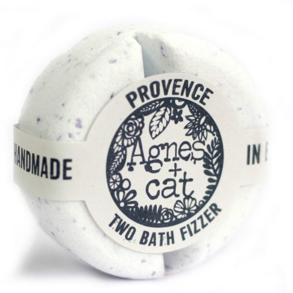 Two Bath Bomb Fizzer by Agnes+Cat