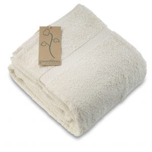 1801 organic cotton bath towel