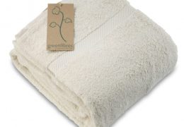 1801 organic cotton bath towel