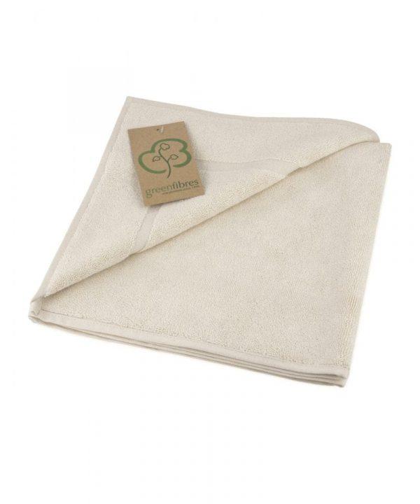 1815 organic cotton terry bath mat