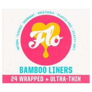 Organic Bamboo Panty Liners