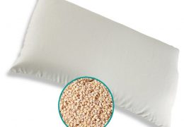 60025 organic millet pillow
