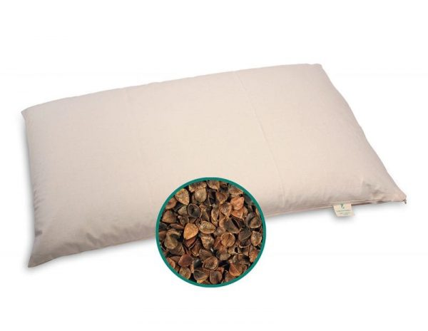 60027 organic buckwheat pillow