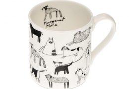 Dogs Fine Bone China Mug