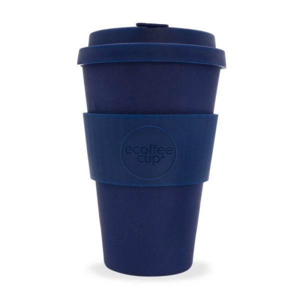 Ecoffee Cup: Dark Energy 14oz