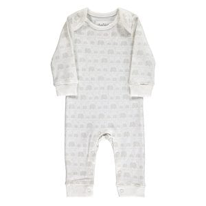 Elephant Family organic baby grow