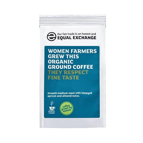 Equal Exchange Roast Ground Womens Coffee