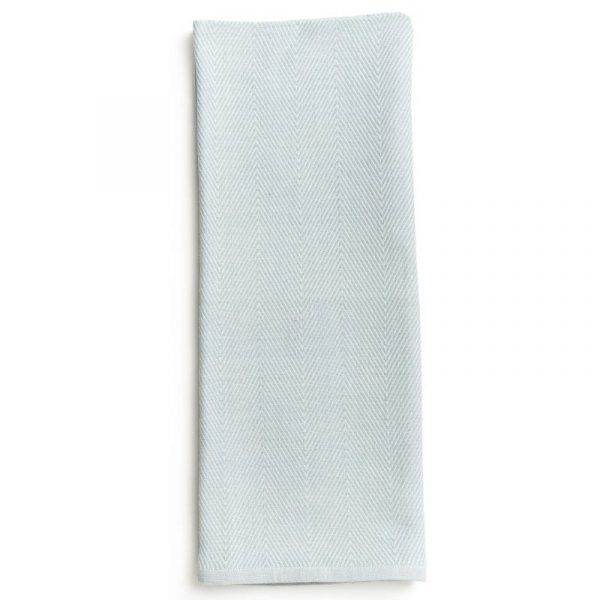 Herringbone Baby Blanket 100% organic cotton