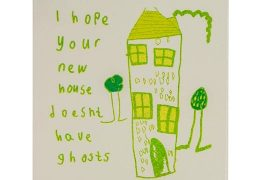 Hope Your New House Doesn't Have Ghosts Card