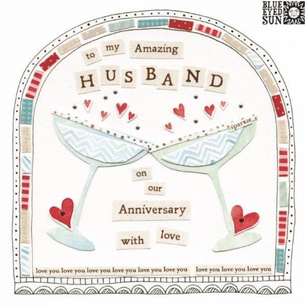 Husband Anniversary - Fiesta