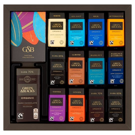 Green & Blacks Organic Tasting Collection