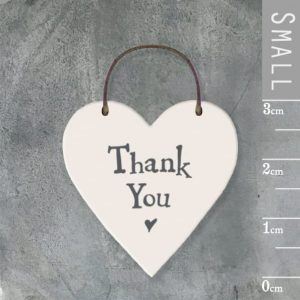 Little heart sign-Thank you