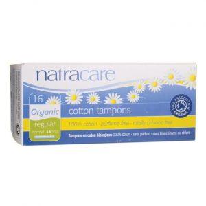 Natracare Tampons (Applicator) Regular (16)