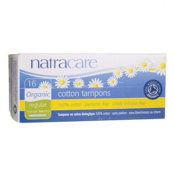 Natracare Tampons (Applicator) Regular (16)