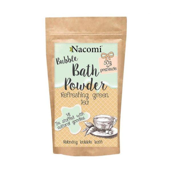 Nacomi - Bath Powder - Refreshing Green Tea